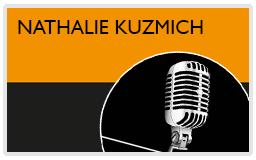 NATHALIE KUZMICH - Stimme